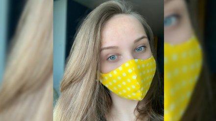 «Крик души». Жительница Воронежа начала бесплатно шить маски для всех нуждающихся