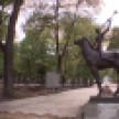 В Воронеже в парк «Орлёнок» вернули обновлённый памятник горнисту