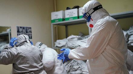Врачи воронежской БСМП рассказали о тяжёлых месяцах войны с коронавирусом