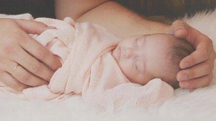 В воронежских роддомах возобновят выдачу свидетельств о рождении