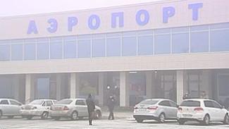 Работе Воронежского аэропорта мешает туман