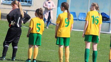 В Воронеже создадут футбольную команду из девочек