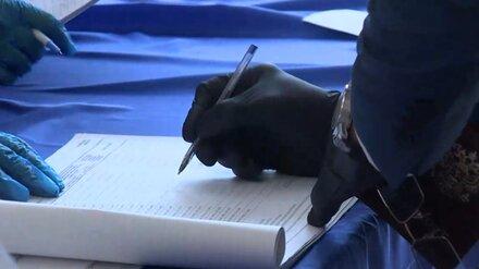 За три дня в Воронежской области проголосовали более 40% избирателей