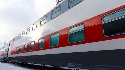 Путешествие в Кисловодск на новом поезде обойдётся воронежцам в 4,5 тыс. рублей