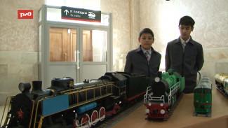 Воспитанники лискинского железнодорожного колледжа приготовили сюрприз к открытию Тамбовского вокзала