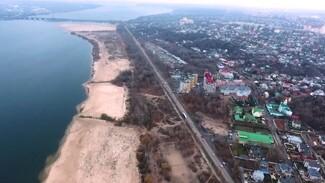 Первую очередь реконструкции Петровской набережной в Воронеже завершат к 2022 году
