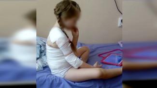 Мать об ошпаренной в воронежском детсаду дочери: «Привела здоровой, а забрала – нет»