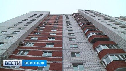 В Воронеже 14-летняя школьница разбилась при падении с 8 этажа