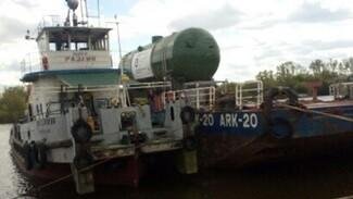 Росприроднадзор выявил нарушение при разгрузке под Воронежем парогенераторов для АЭС