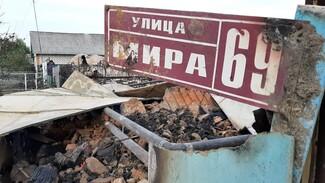 В Воронежской области спустя двое суток потушили два пожара на площади в 360,5 га