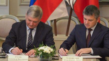 Правительство Воронежской области и МРСК Центра договорились о модернизации электросетевого комплекса