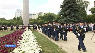 Среди первокурсников Воронежского института ФСИН с каждым годом всё больше девушек