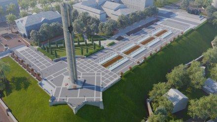 Власти Воронежа сэкономят на разработке проекта реконструкции площади Победы