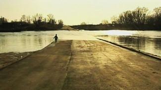 В Воронежской области мосты уходят под воду
