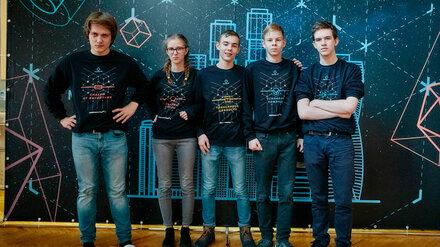 Девятиклассники из Воронежа отправятся на суперфинал инженерной олимпиады в Сколково