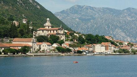Черногория открыла въезд для россиян