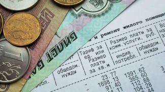 Воронежцы стали должниками из-за автоплатежей за коммуналку