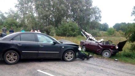 Остановка сердца у водителя привела к смертельному ДТП в Воронежской области
