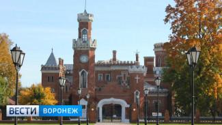На реставрацию дворца Ольденбургских под Воронежем власти выделят ещё 35 млн рублей