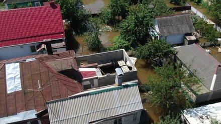 В Воронеже жильцы затопленных из-за аварии домов могут получить единовременную выплату