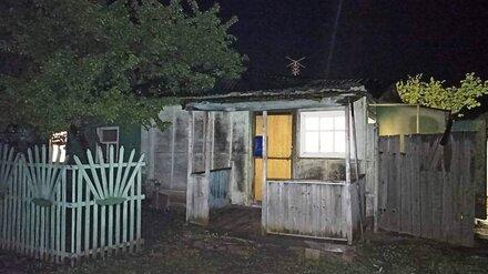 Истекавшего кровью мужчину нашли на улице в воронежском хуторе