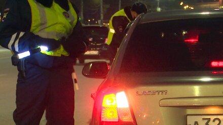 Воронежский полицейский попался на сборе «дани» от пьяных водителей