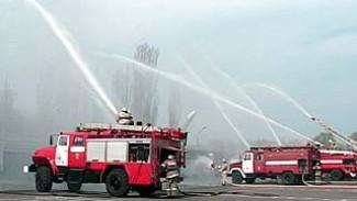 Воронежские пожарные полным ходом готовятся к новому сезону