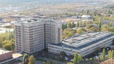Максимальное число ковидных коек развернули в Воронежской области
