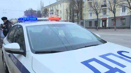 В Воронежа у водителя отобрали Rover за неоплаченные штрафы на 50 тыс. рублей