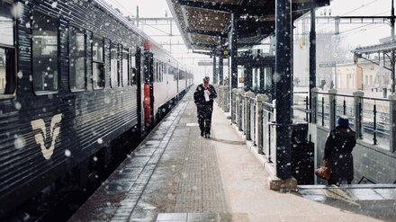 В Воронежской области пассажирский поезд насмерть сбил мужчину