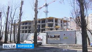 В истории стройки на Ленинском проспекте Воронежа не нашли состава преступления