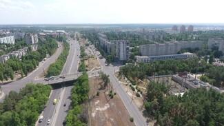 Воронежцам показали пути объезда перекрытого путепровода над Героев Сибиряков