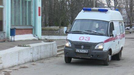 Автомобилистка на Ford Focus сбила пенсионерку в Воронеже