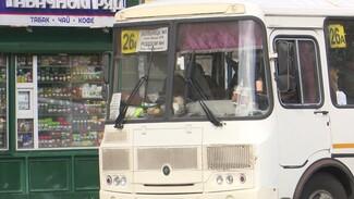 В Воронеже из-за ремонта виадука у «Работницы» изменят 24 автобусных маршрута