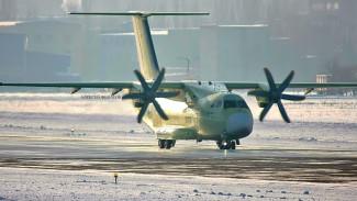 В Воронеже начались испытания первого Ил-112В