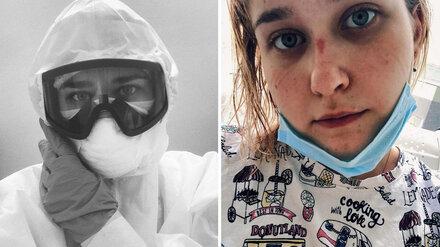 «Люди умирают на глазах». Воронежский медик эмоционально рассказала о «красной зоне»