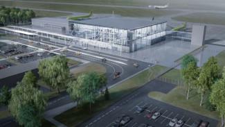 Воронежцам показали, каким будет новый аэропорт