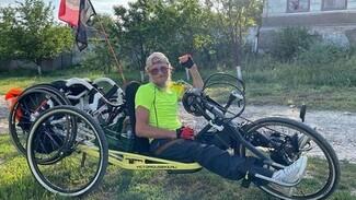 Родные сбитого на воронежской трассе инвалида попросили помощи в поисках виновника ДТП