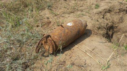 В Воронежской области нашли 100-килограммовую авиабомбу