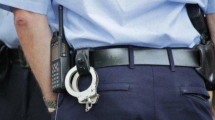 Воронежский полицейский получил условный срок за поддельный протокол допроса