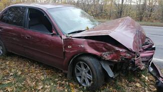 Две женщины пострадали в ДТП с деревом в Воронежской области