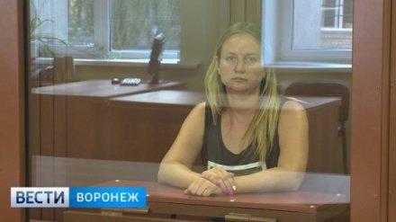 Обвиняемую в афере с землями дочь экс-главы района под Воронежем отпустили под залог