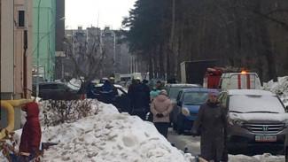 Жители воронежской многоэтажки эвакуировались из-за утечки газа