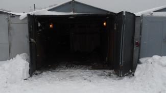 В Воронеже мужчина покончил с собой в собственном гараже