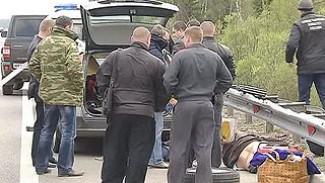 """Предполагаемых убийц водителей на трассе """"Дон"""" задержали"""