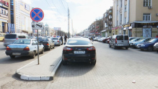 Платными парковками в Воронеже будут заниматься белгородцы