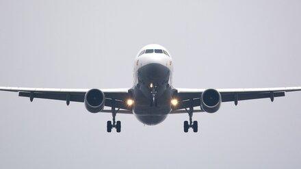 Летевший из Душанбе в Воронеж самолёт перенаправили в Москву из-за тумана