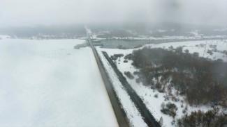 Мост через воронежское водохранилище перекроют из-за ремонта