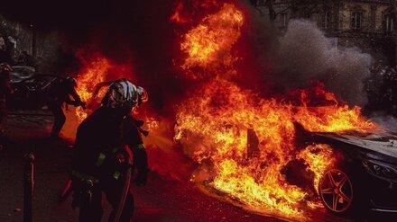 Убийца из Воронежской области факелом поджёг машину следователя