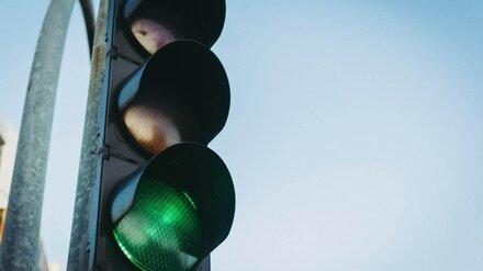 В центре Воронежа перестали работать светофоры
